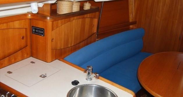 Segelboot mit oder ohne Skipper Jeanneau mieten in Frioul Islands