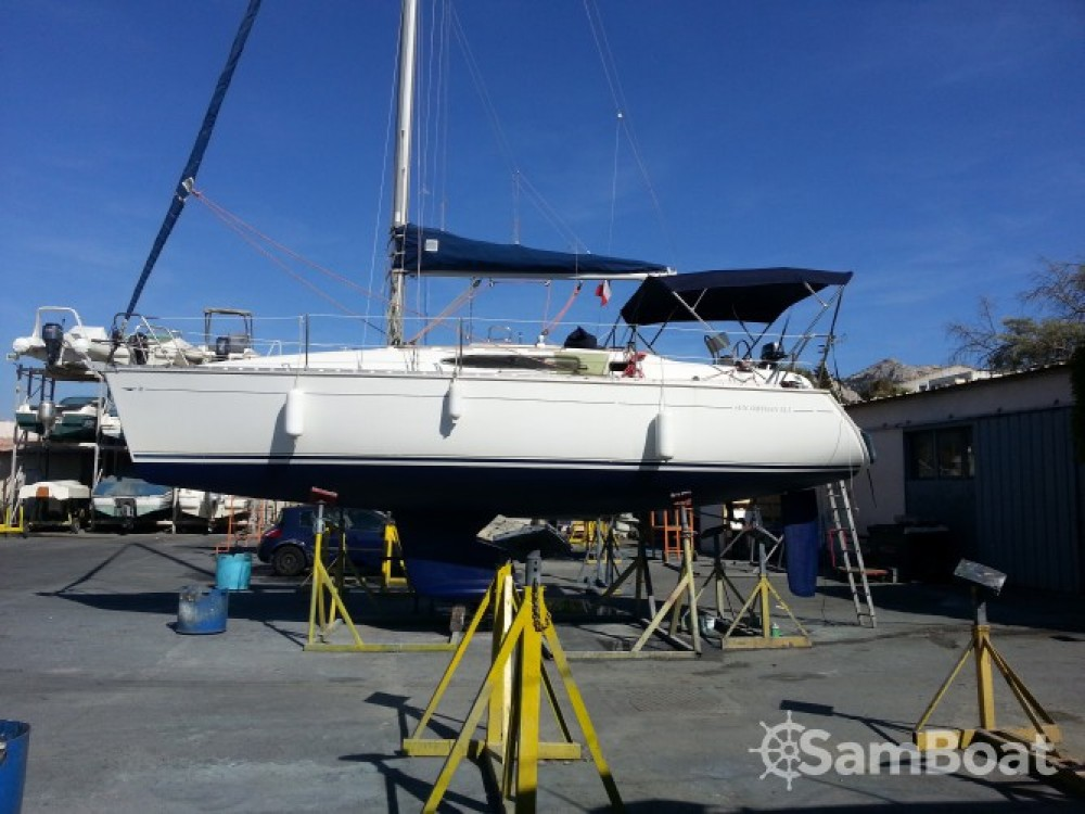 Bootsverleih Port du Frioul günstig Sun Odyssey 32.2