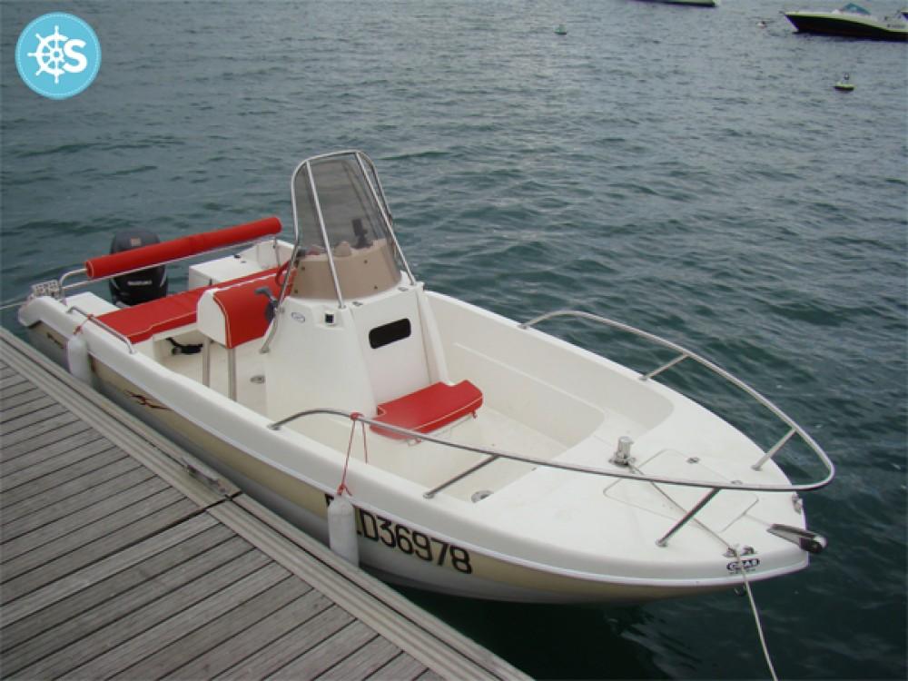 Motorboot mit oder ohne Skipper Pro Marine mieten in La Trinité-sur-Mer