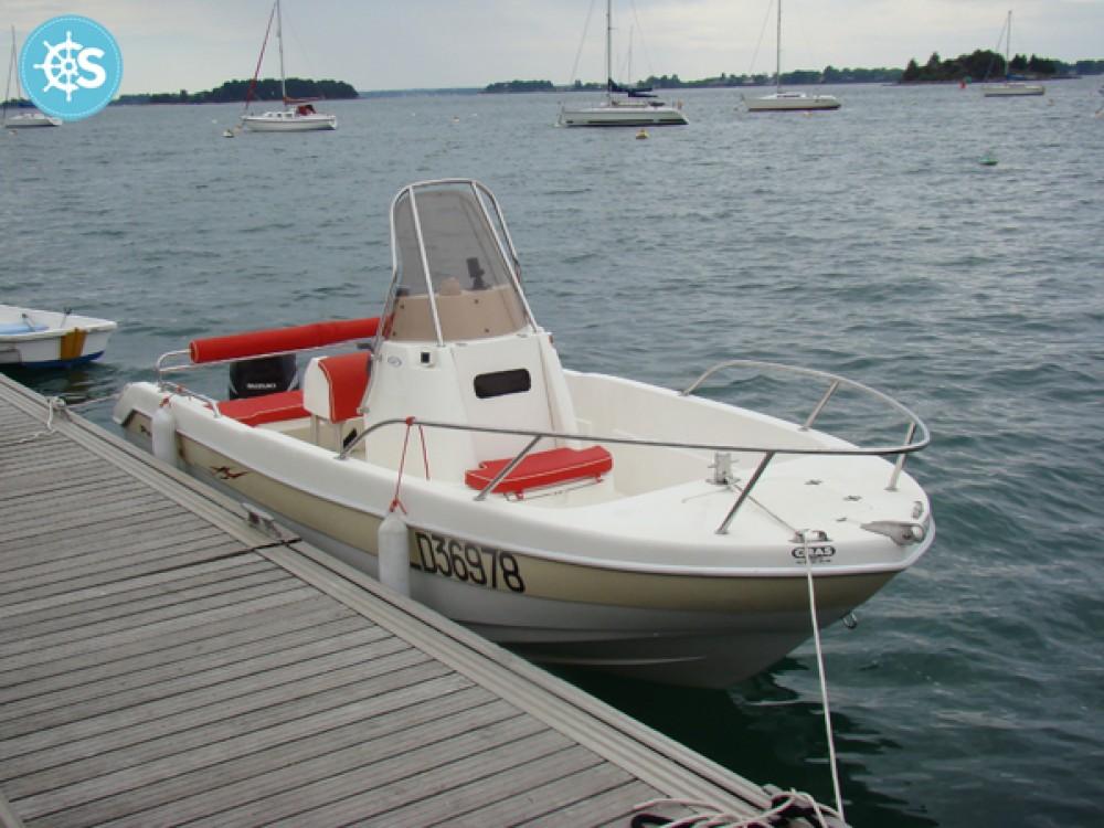 Bootsverleih Pro Marine Belone 550 Open La Trinité-sur-Mer Samboat