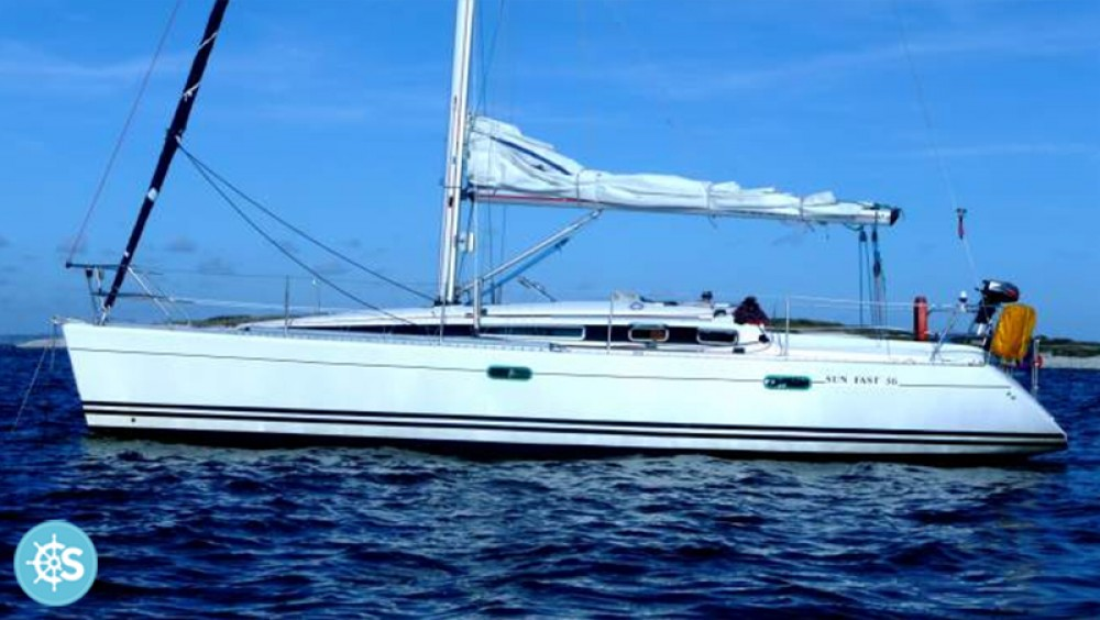 Yacht-Charter in Larmor-Plage - Jeanneau Sun Fast 36 auf SamBoat