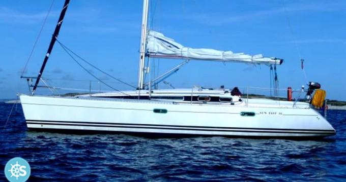 Segelboot mieten in Larmor-Plage - Jeanneau Sun Fast 36