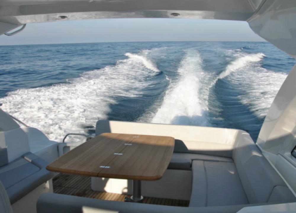 Bootsverleih Sausset-les-Pins günstig Flyer Gran Turismo 38