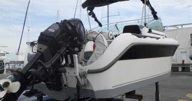 Yacht-Charter in Lorient - Ocqueteau 500 auf SamBoat