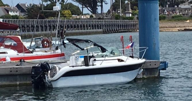 Bootsverleih Ocqueteau 500 Lorient Samboat