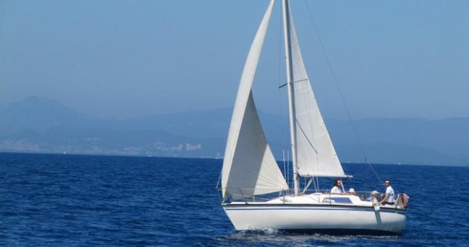 Vermietung Segelboot Aloa mit Führerschein