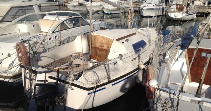 Bootsverleih Aloa Aloa 25 Bormes-les-Mimosas Samboat