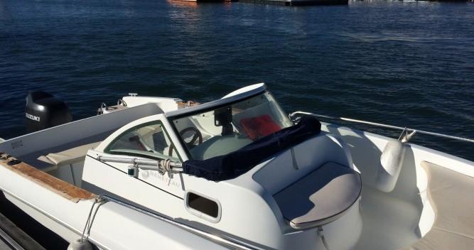 Motorboot mit oder ohne Skipper Bénéteau mieten in Arcachon