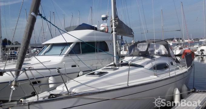 Yacht-Charter in Loctudy - Kirie Feeling 32 auf SamBoat