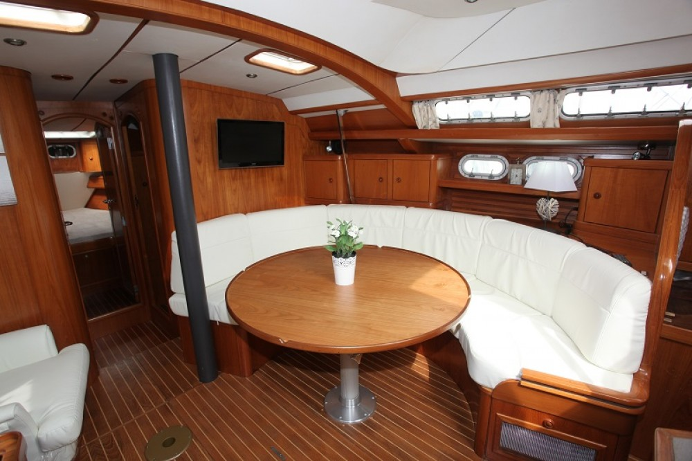 Bootsverleih Hyères günstig Sun Odyssey 47 Cc