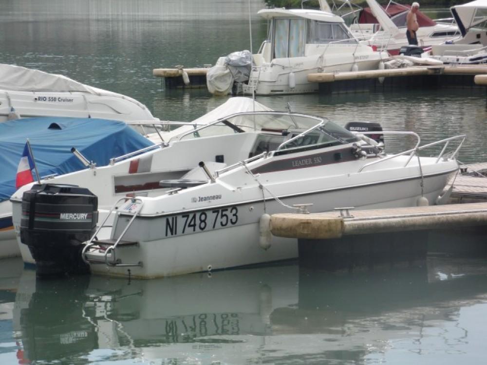 Yacht-Charter in Virignin - Jeanneau Leader 550 auf SamBoat