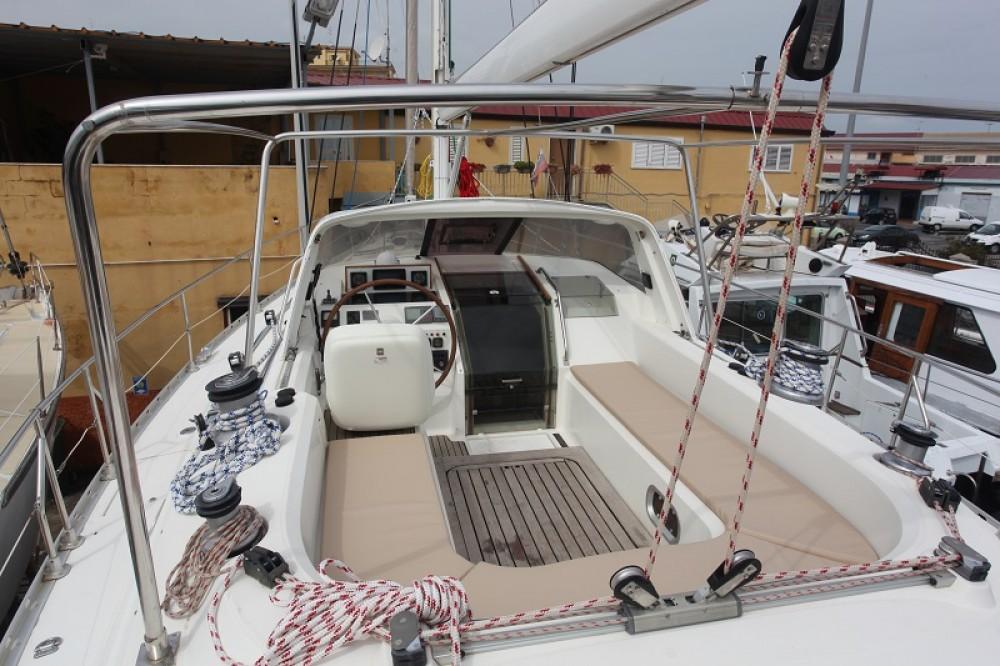 Bootsverleih Jeanneau Sun Odyssey 47 Cc Hyères Samboat