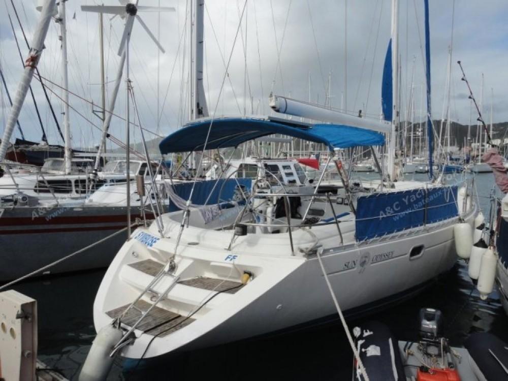Yacht-Charter in Marina du Marin - Jeanneau Sun Odyssey 47 auf SamBoat