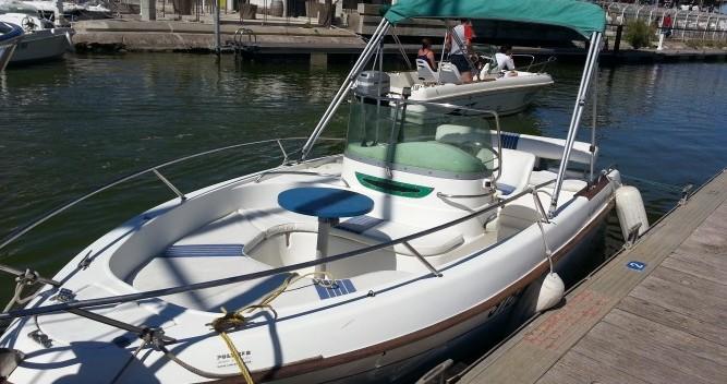 Vermietung Motorboot B2 Marine mit Führerschein