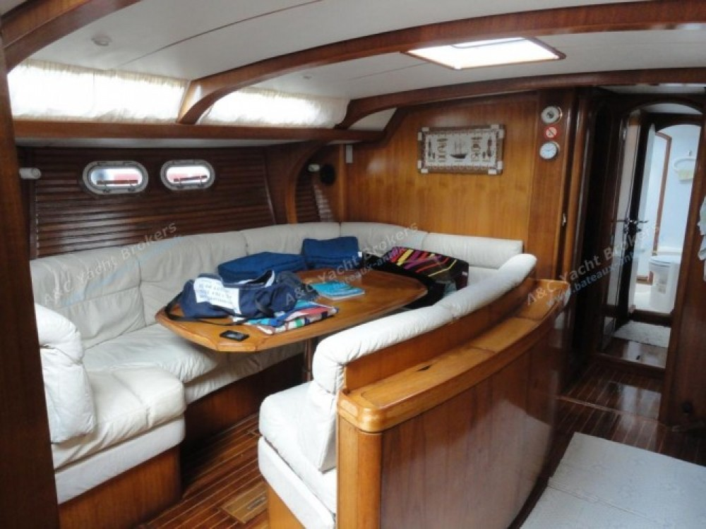 Segelboot mit oder ohne Skipper Jeanneau mieten in Marina du Marin