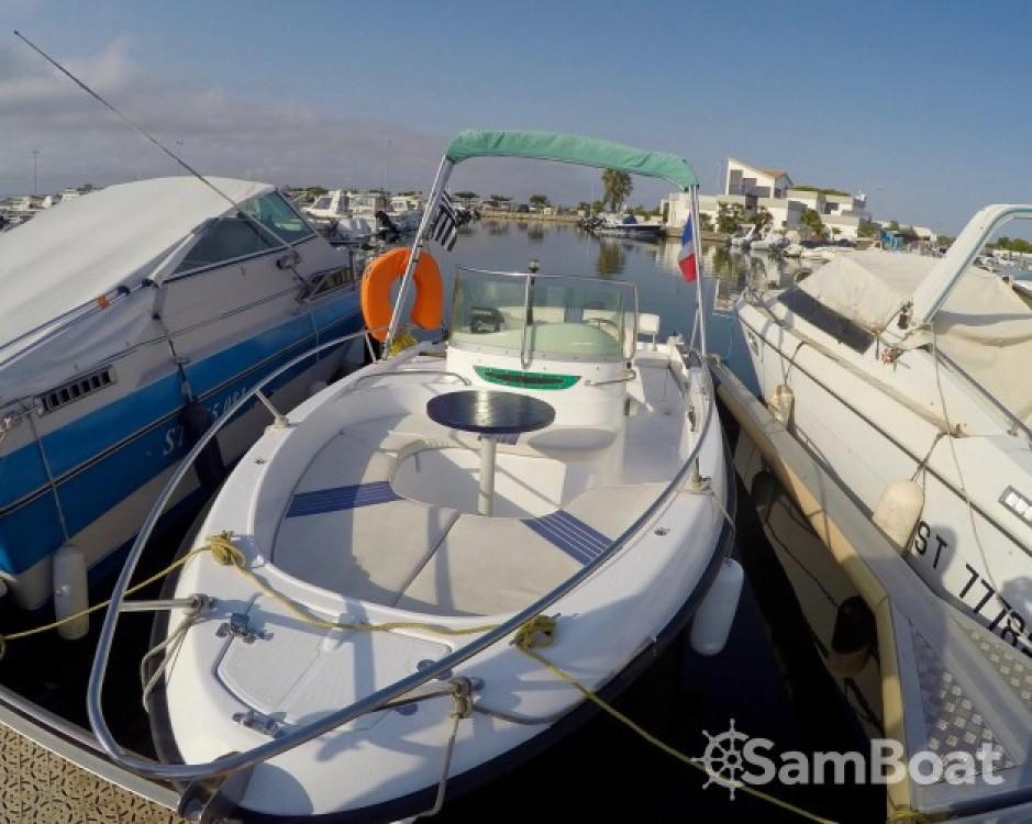 Bootsverleih Palavas-les-Flots günstig Cap Ferret