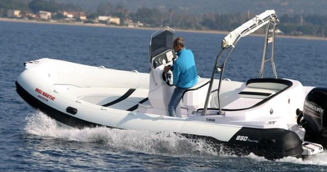 Bootsverleih Italboats Predator 650 Hyères Samboat