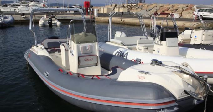 Bootsverleih Hyères günstig Nuova Jolly 700 RS