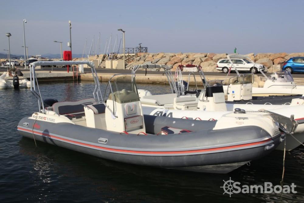 Schlauchboot mieten in Hyères - Nuova Jolly Nuova Jolly 700 RS
