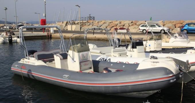 Schlauchboot mit oder ohne Skipper Nuova Jolly mieten in Hyères