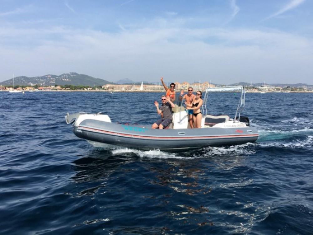Bootsverleih Nuova Jolly Nuova Jolly 700 RS Hyères Samboat