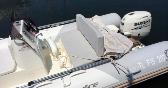 Schlauchboot mit oder ohne Skipper Zodiac mieten in Hyères