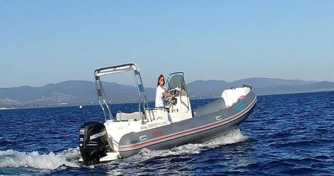 Yacht-Charter in Hyères - Nuova Jolly Nuova Jolly 700 RS auf SamBoat