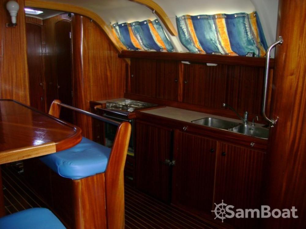 Segelboot mieten in Le Grau-du-Roi - Construction-A-Lunite Sloop 47
