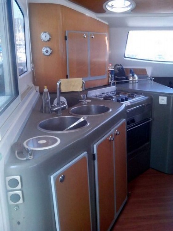Bootsverleih Fountaine Pajot Lavezzi 40 Marseille Samboat