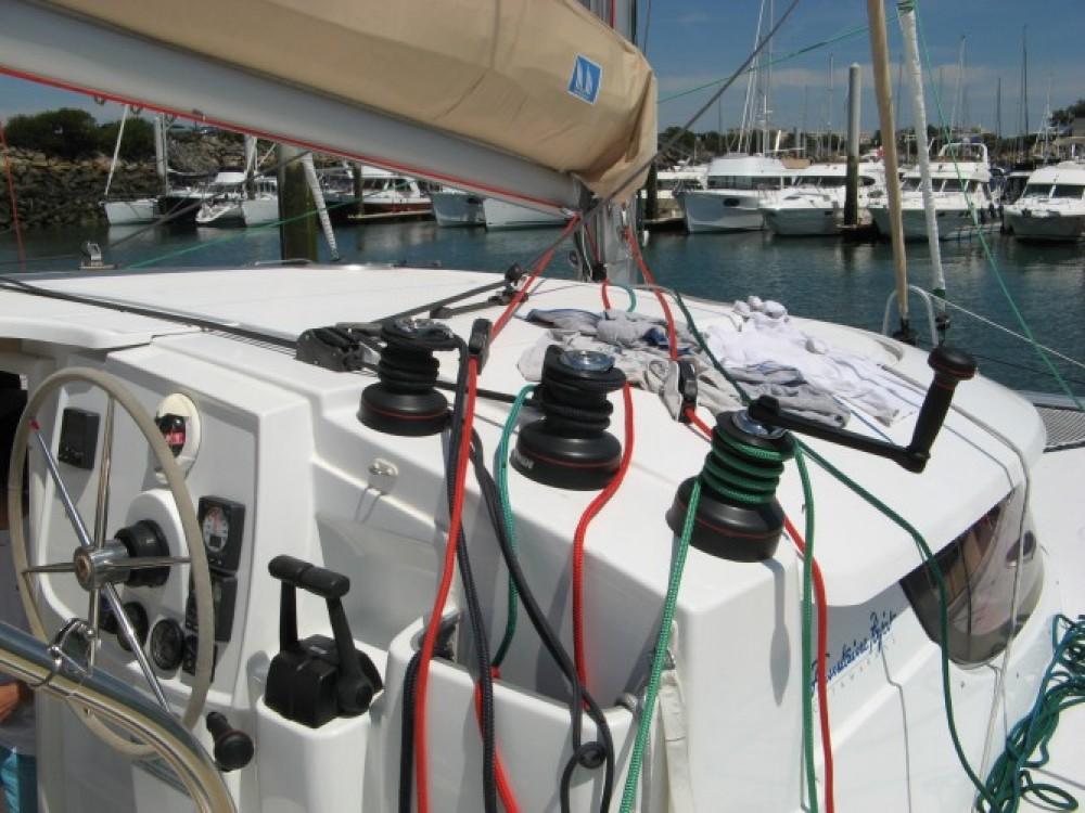 Katamaran mit oder ohne Skipper Fountaine Pajot mieten in Marseille
