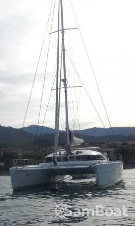 Lagoon Lagoon 570 zwischen Privatpersonen und professionellem Anbieter Ajaccio