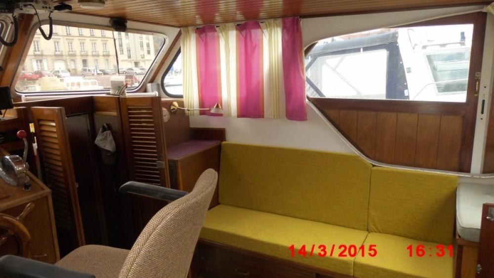 Motorboot mit oder ohne Skipper Bravo mieten in Redon