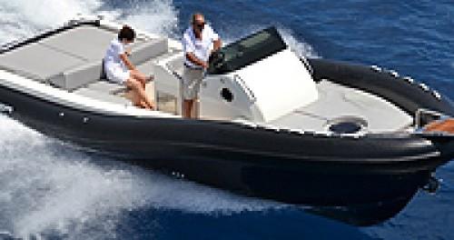 Schlauchboot mieten in Saint-Tropez - Scanner Scanner One 888