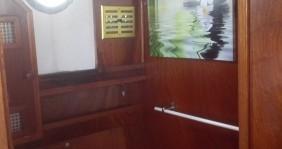 Hausboot mit oder ohne Skipper Bravo mieten in Redon