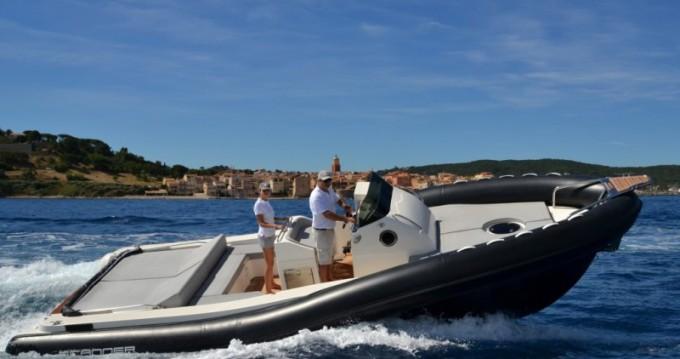 Schlauchboot mit oder ohne Skipper Scanner mieten in Saint-Tropez