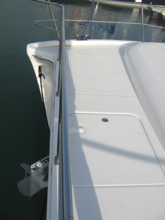 Yacht-Charter in La Trinité-sur-Mer - Fountaine Pajot Summerland 40 auf SamBoat