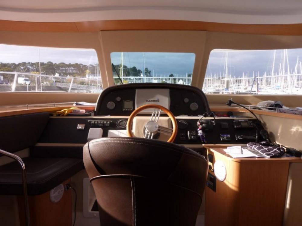 Bootsverleih La Trinité-sur-Mer günstig Summerland 40
