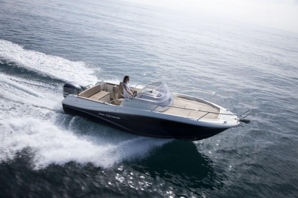 Bootsverleih Jeanneau Cap Camarat 7.5 WA Hyères Samboat