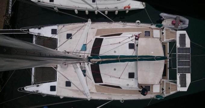 Yacht-Charter in Le Marin - Chantier-Du-Lez plan carof lazzy 54 auf SamBoat
