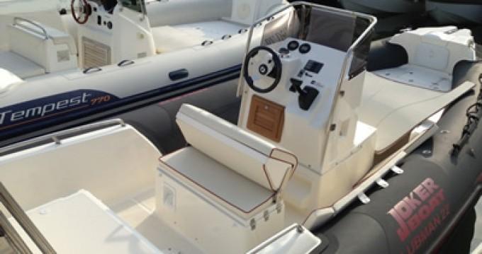 Yacht-Charter in Hyères - Joker Boat Clubman 22 auf SamBoat