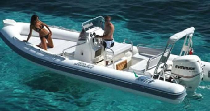 Schlauchboot mieten in Hyères - Joker Boat Clubman 23