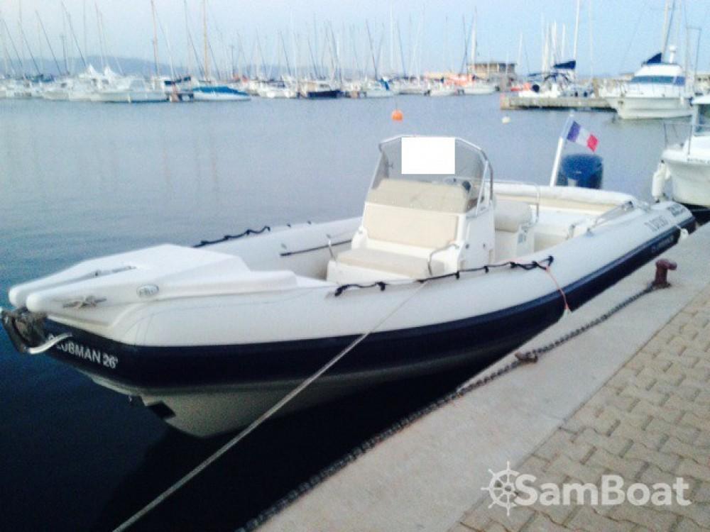 Bootsverleih Joker Boat Clubman 26 Hyères Samboat