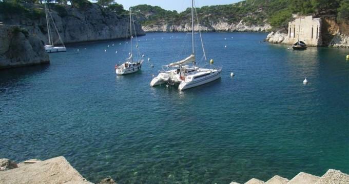 Bootsverleih Edel Edel Cat 35 Pescara Samboat