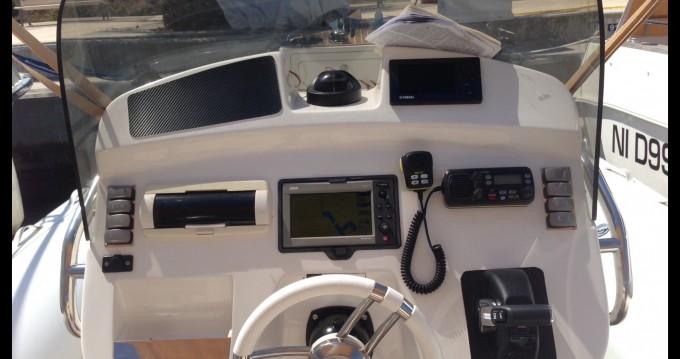 Schlauchboot mieten in Fréjus zum besten Preis