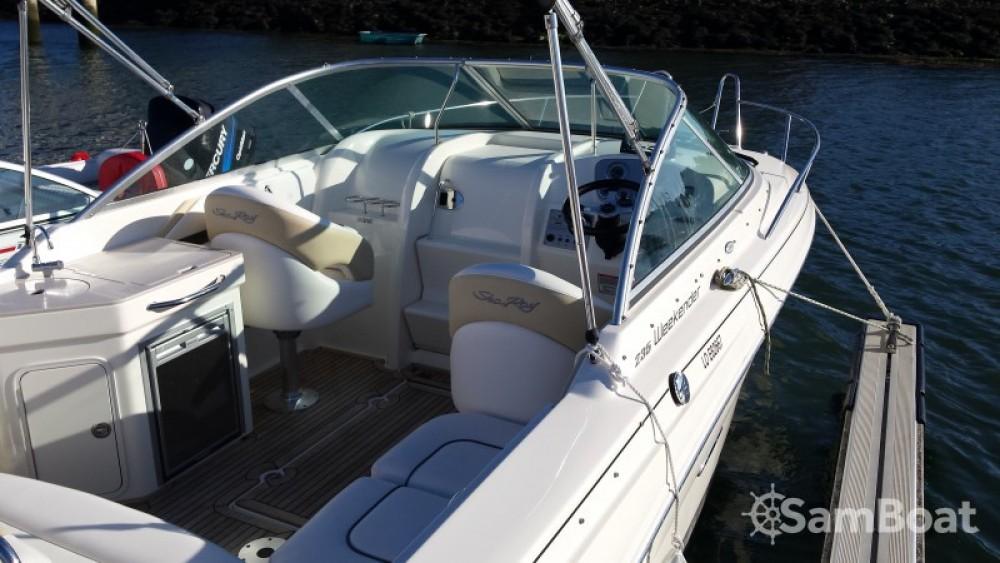 Bootsverleih Sea Ray Sea Ray 235 Weekender Larmor-Plage Samboat