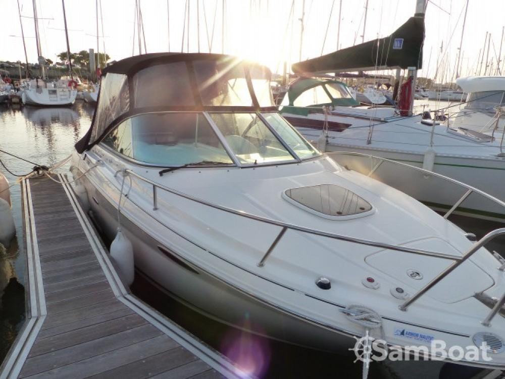 Motorboot mit oder ohne Skipper Sea Ray mieten in Larmor-Plage