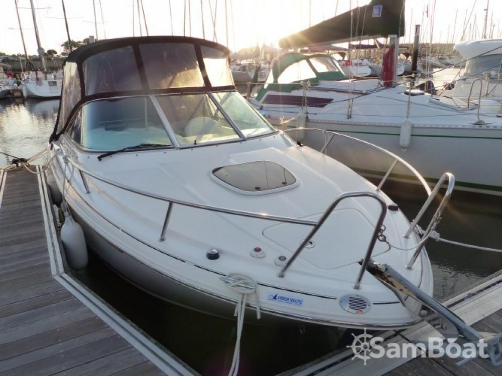 Yacht-Charter in Larmor-Plage - Sea Ray Sea Ray 235 Weekender auf SamBoat