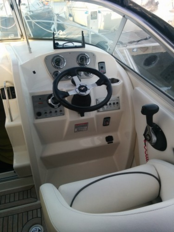 Motorboot mieten in Larmor-Plage - Sea Ray Sea Ray 235 Weekender