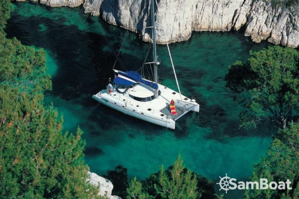 Yacht-Charter in Marseille - Fountaine Pajot Bahia 46 auf SamBoat