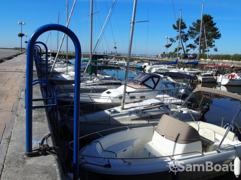 Motorboot mieten in Andernos-les-Bains zum besten Preis